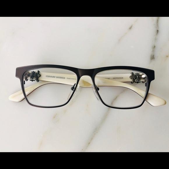 2c0b204aa8de Chrome Hearts Accessories - Chrome Hearts Petcock eyeglasses 146